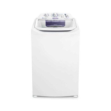 Lavadora de Roupas Electrolux Turbo Economia, 10,5kg, Branco - LAC11