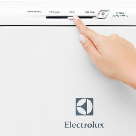 Refrigerador Electrolux Cycle Defrost 262L, Branco