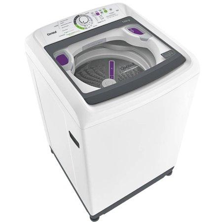 Lavadora de Roupas Consul Automática 16Kg, Branco - CWL16AB