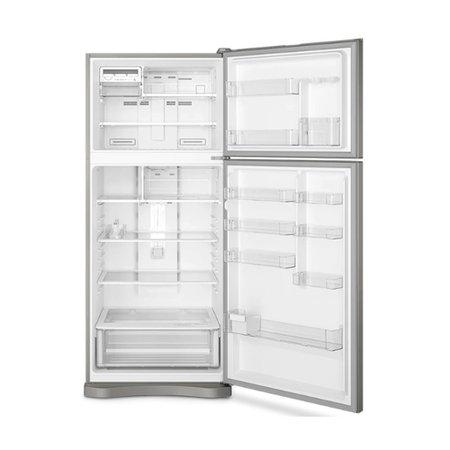 Refrigerador Electrolux Infinity 2 Portas 553L Frost Free Inox DF82X