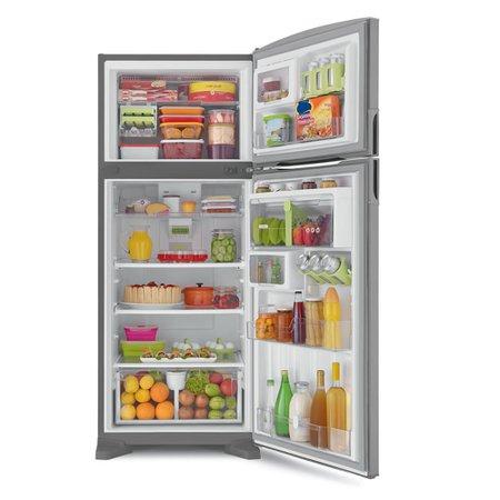 Refrigerador Consul Domest 2 Portas 405 Litros Platinum Frost Free