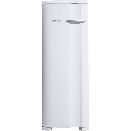 Freezer Electrolux Vertical, 1 Porta, 173 Litros, Branco, Cycle Defrost