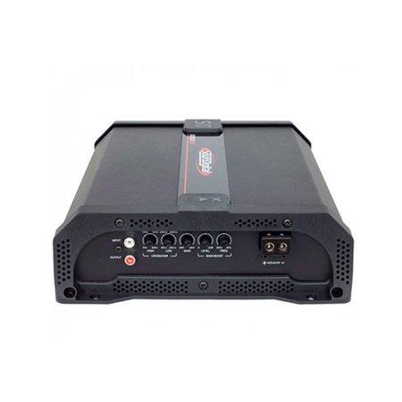 Módulo Amplificador SounDigital SD5000.1D EVO 2.1 Black 1 Canal 6530 Watts RMS 1 Ohm