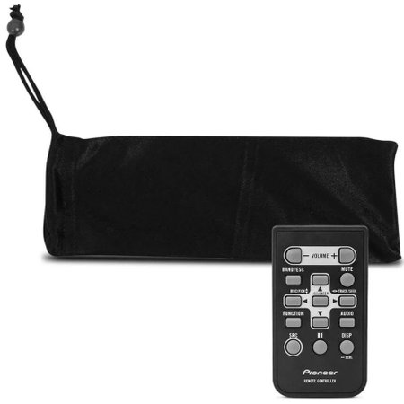 Rádio MP3 Player Automotivo Pioneer Interface UBS Android Iphone MixTrax - MVH-S108UI