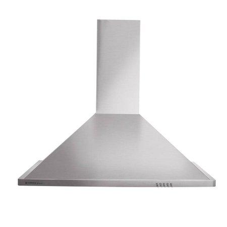 Coifa Parede Cadence Gourmet Piramidal 90cm Inox