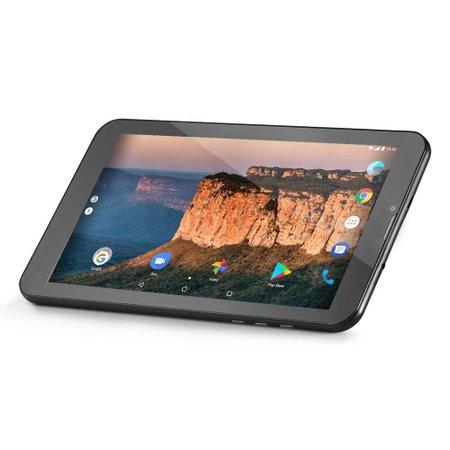 Tablet M9-3G Quad 8Gb 9 Pol. Preto Multilaser - NB247