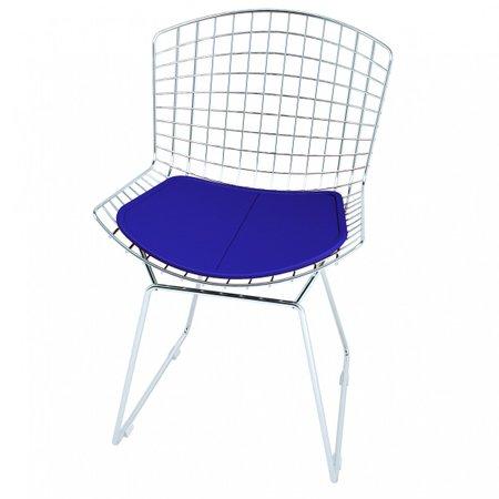 Cadeira Bertoia Cromada - Elare