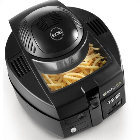 Fritadeira Air Fryer Multicuisine DeLonghi Young 3,2L