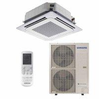 Ar Condicionado Split Cassete 4 Vias Digital Inverter 46000 BTUs Quente/Frio Samsung AC048