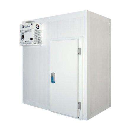 Câmara Fria Gallant CMC1 Congelado Premium 2,30 X 1,45 X 2,70M com PLUG-IN