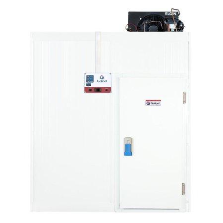 Câmara Fria Gallant 3C-ECP 2x3 Painéis Congelado Standard com Piso Pain com Cond Elgin