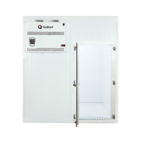 Câmara Fria Gallant CMC3 Congelado Premium 2,65 x 3,45 x 2,70mts com PLUG-IN