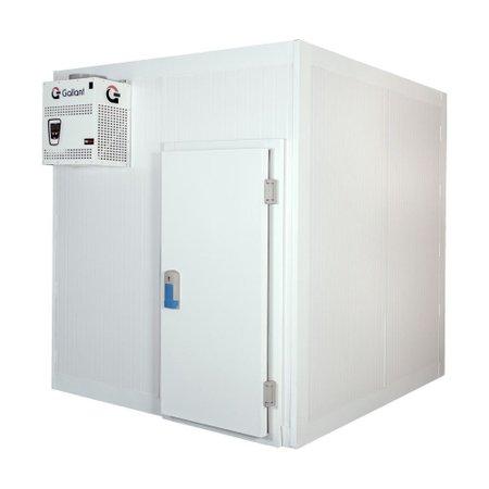 Câmara Fria Gallant CMC2 Congelado Premium 2,60 X 2,30 X 2,70M com PLUG-IN