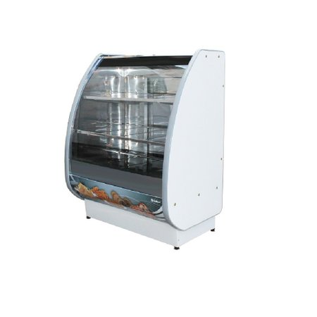 Expositor de Confeitaria Standard Estufa 800mm Curvo Simples - Gallant