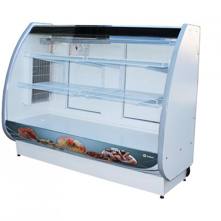 Expositor Vitrine de Confeitaria Standard Refrigerado 1200mm - Gallant