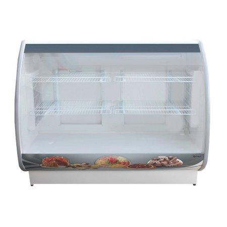 Expositor Vitrine de Confeitaria Standard Refrigerado 1200mm 220V mono - Gallant