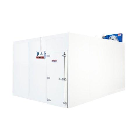 Câmara Fria Gallant 5R-DSP 3x4 Painéis Resfriado Standard sem Piso Pain com Cond Danf