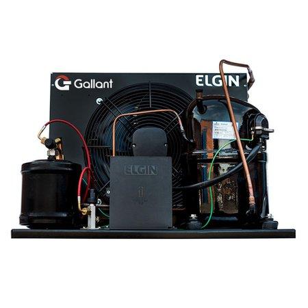 Câmara Fria Gallant 07R-ECP 4x5 Painéis Resfriado Standard com Piso Pain com Cond Elgin