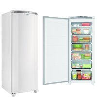 Freezer Consul 1 Porta Vertical 231 Litros Cycle Defrost