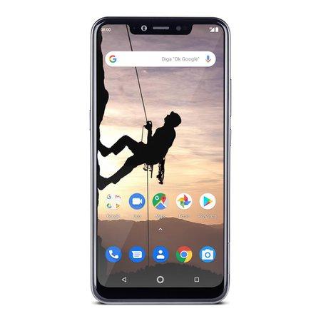 Smartphone Multilaser MS80X, 4G, 64GB, Dual Chip, Preto - P9087