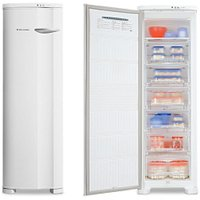Freezer Electrolux Vertical Defrost Branco 203L FE26