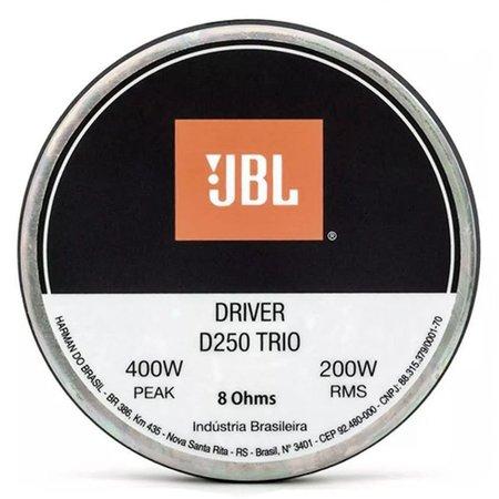 Driver JBL Selenium D250 Trio 200W RMS 8 Ohms