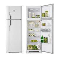 Refrigerador / Geladeira Electrolux, Cycle Defrost, 2 Portas, 362 Litros, Branco - DC44