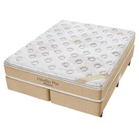 Cama Box Queen Espuma D33 Americanflex Clinoflex Plus 158x198
