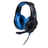 Fone De Ouvido Headset Multilaser Warrior, Com LED Azul - PH244