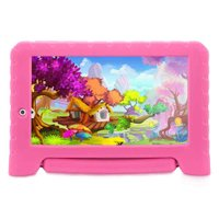 Tablet Multilaser Kid Pad Plus, 8GB, 2MP, 3G, Quad Core, Rosa - NB279