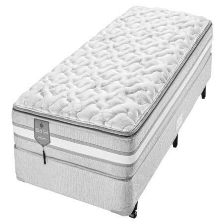 Cama Box Solteiro Molas Americanflex Bed Gel 100x200