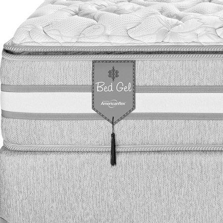 Cama Box King Molas Americanflex Bed Gel 193x203