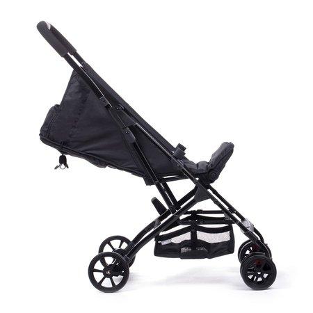 Carrinho de Bebê Infanti Piccolo Ultracompacto, Preto - IMP91314