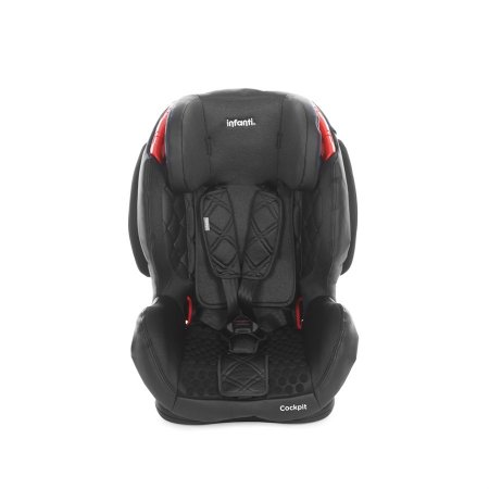 Cadeira para Automóvel Infantil Cockpit, 4 Posições, 9 à 36kg, Carbon - IMP91261