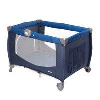 Berço Portátil Infanti Cielo 15kg, Desmontável, Azul - IMP91324