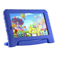 Tablet Multilaser Kid Pad Plus, 8GB, 2 MP, Azul - NB278