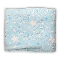 Cobertor Infantil Jolitex Super Soft 80 x 110cm, Azul