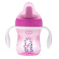 Copo Training Cup Rosa 200ml  - Chicco