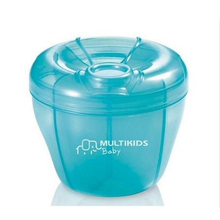 Dosador Para Leite Em Pó Azul - Multikids