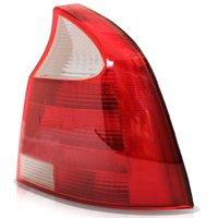 Lanterna Traseira Bicolor Arteb Gm Corsa Sedan 2003 em Diante Lado Esquerdo