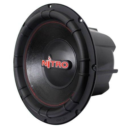 Alto Falante Subwoofer Spyder Nitro G5 12 Pol 700W Rms 2x4 Ohms sem Tela