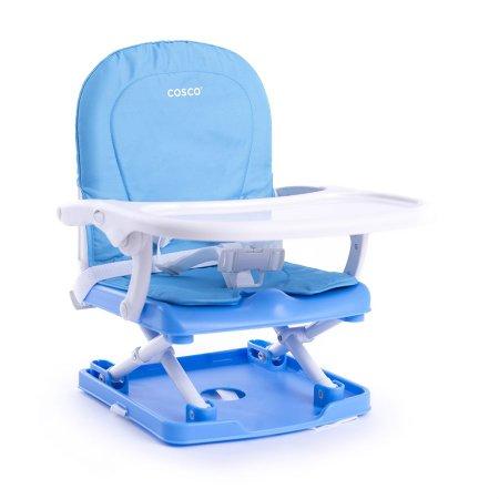 Cadeira de Refeição Pop Portátil 15kg Azul - Cosco