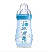 Mamadeira Fashion Bottle 220 ml Azul 2m+ 4835 - MAM