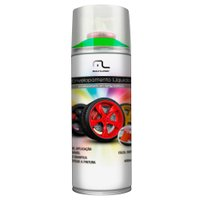 Spray de Envelopamento Líquido Multilaser 400 ml Verde Florescente