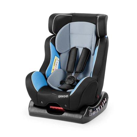 Cadeira para Automóvel Size4 Azul 0-25 Kg Weego - 4000