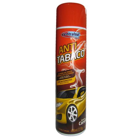 Anti Tabaco Aerosol Central Sul Aroma Canela 400ml