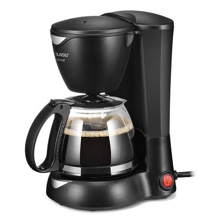 Cafeteira gourmet elétrica 15 xícaras preta Multilaser - BE02
