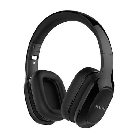 Fone de Ouvido Bluetooth Over-ear Preto Pulse - PH273
