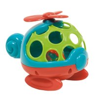 Chocalho Baby Helicóptero - Buba