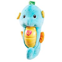 Fisher Price Cavalo Marinho com Luzes - Mattel